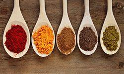 Fresh Ground Spices