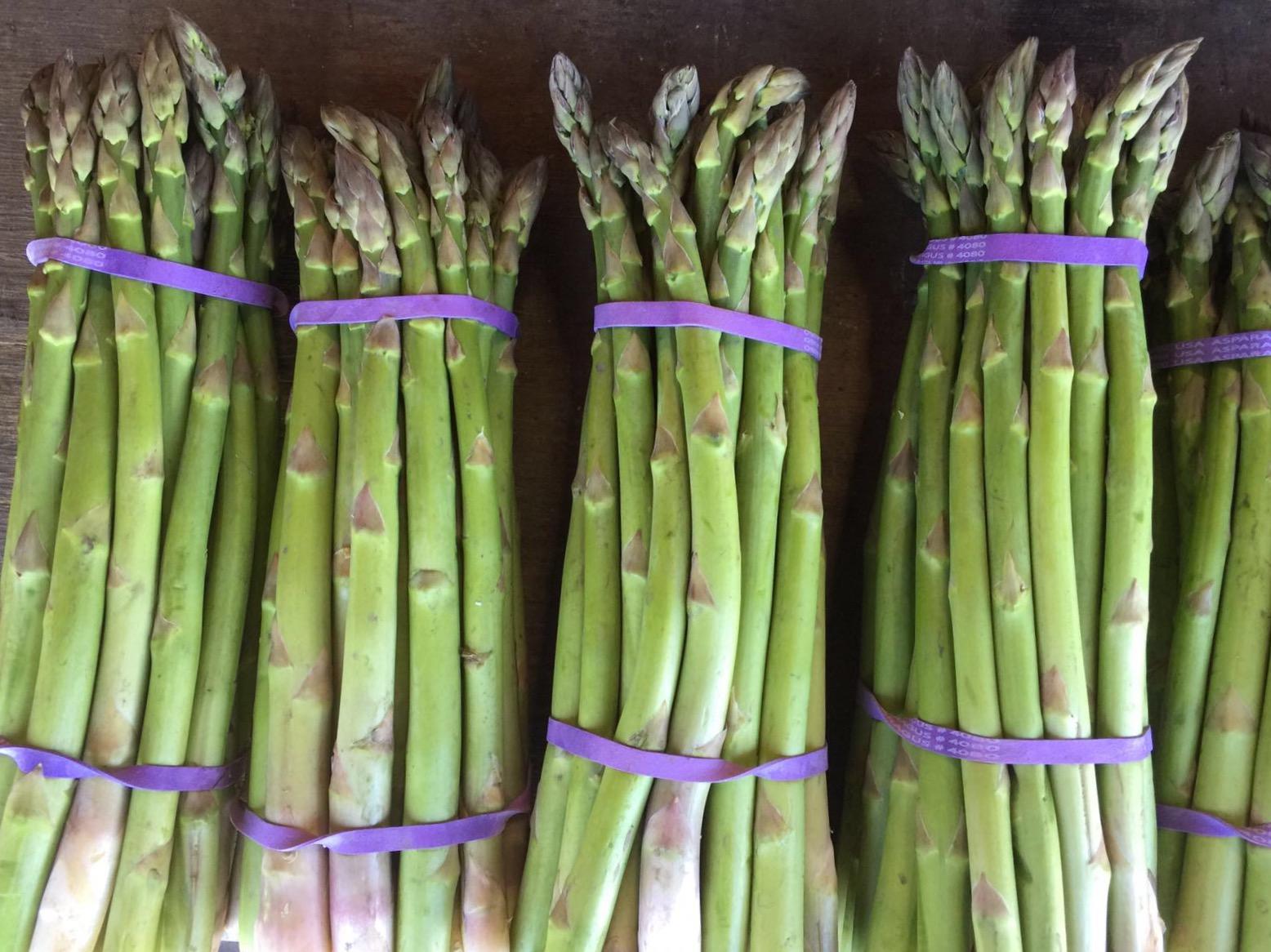 local asparagus